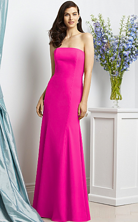 Dessy 2935 Bridesmaid Dress