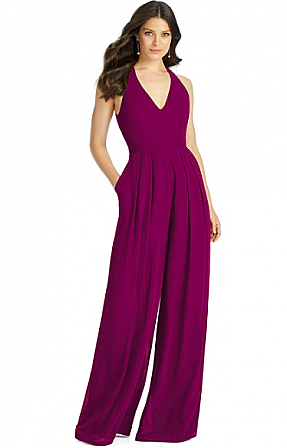 Dessy Ariell Bridesmaid Jumpsuit