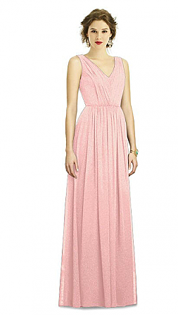 Dessy 3005LS Bridesmaid Dress