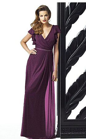 Dessy 2844 Bridesmaid Dress