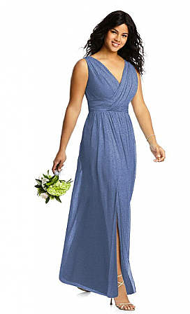 Dessy 2894LS Bridesmaid Dress