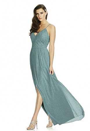 Dessy 2989LS Bridesmaid Dress