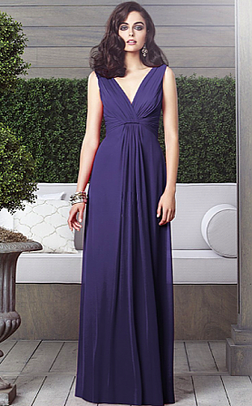 Dessy 2907 Bridesmaid Dress