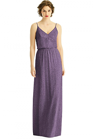 After Six 1506LS Bridesmaid Dress