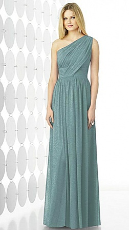 After Six 6728LS Bridesmaid Dress