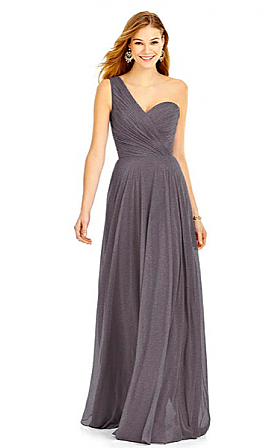 After Six 6751LS Bridesmaid Dress