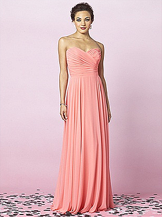 After Six 6639 Bridesmaid Dress
