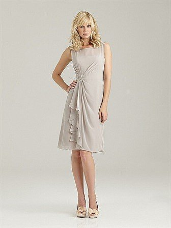 Allure 1317 Bridesmaid Dress