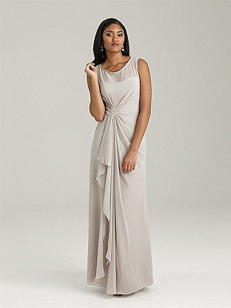 Allure 1318 Bridesmaid Dress