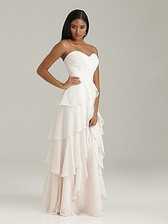 Allure 1328 Bridesmaid Dress