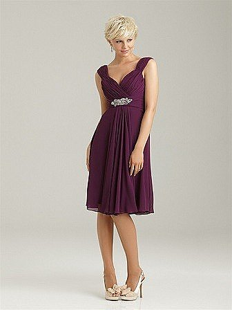 Allure 1333 Bridesmaid Dress