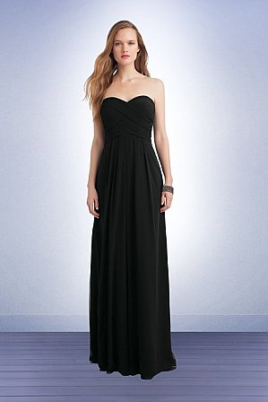 Bill Levkoff 1121 Bridesmaid Dress