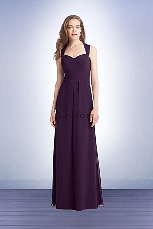 Bill Levkoff 1122 Bridesmaid Dress