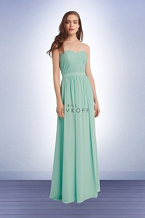 Bill Levkoff 1123 Bridesmaid Dress