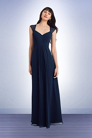Bill Levkoff 1124 Bridesmaid Dress