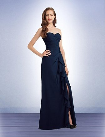 Bill Levkoff 1134 Bridesmaid Dress
