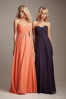 Allure 1221 Bridesmaid Dress