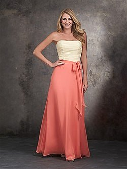 Allure 1403 Bridesmaid Dress