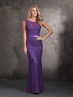 Allure 1404 Bridesmaid Dress
