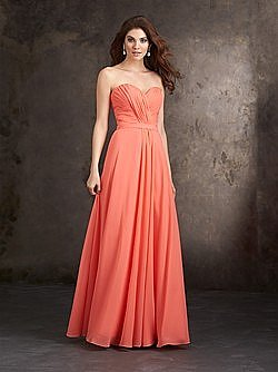 Allure 1415 Bridesmaid Dress