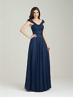 Allure 1450 Bridesmaid Dress