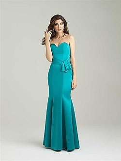 Allure 1456 Bridesmaid Dress
