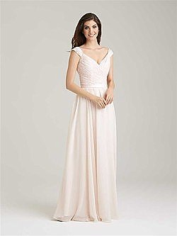Allure 1463 Bridesmaid Dress