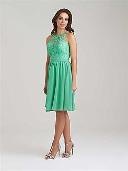 Allure 1464 Bridesmaid Dress