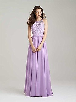 Allure 1465 Bridesmaid Dress