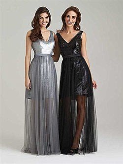 Allure 1470 Bridesmaid Dress