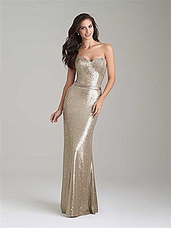 Allure 1471 Bridesmaid Dress