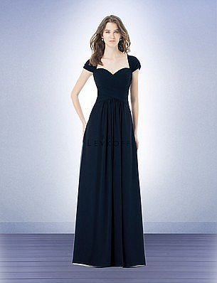 Bill Levkoff 496 Bridesmaid Dress