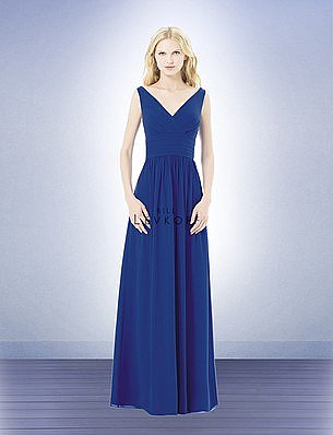 Bill Levkoff 498 Bridesmaid Dress