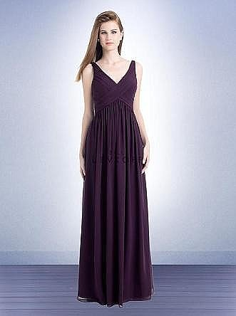 Bill Levkoff 730 Bridesmaid Dress