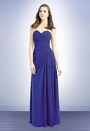 Bill Levkoff 732 Bridesmaid Dress