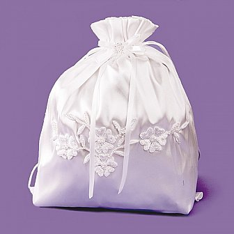 Bridal Money Bag Purse MB-335