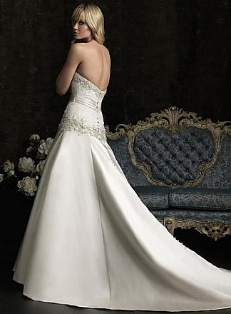 In Stock Allure 8954 Wedding Dress Sz 10