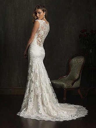 Allure 9068 Wedding Dress