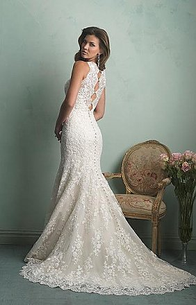 Allure 9154 Wedding Dress
