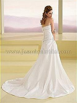 In stock Jasmine Bridal Dress T939 Ivory Size 8