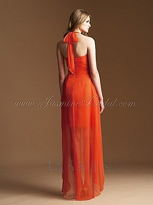 In Stock Jasmine Belsoie L154021 Bridesmaid Dress Sz 8