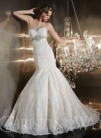 Christina Wu Wedding Dresses | Mydress4less Wedding Dresses Christina Wu 15533 Wedding Dress