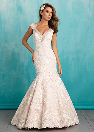 Mydress4less Wedding Dresses Allure 9311 Wedding Dress
