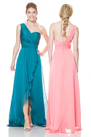 Bari Jay 1512 Bridesmaid Dress