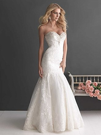 Allure Romance 2667 Wedding Dress