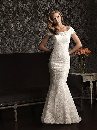 Allure 9000 Wedding Dress