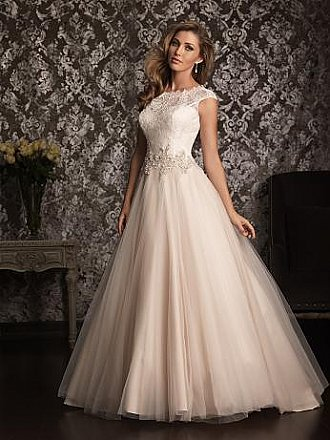 Mydress4less Wedding Dresses Allure 9022 Wedding Dress